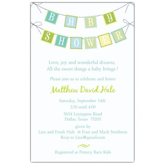 Office Baby Shower Invitation Samples – Baby Shower Invite Samples