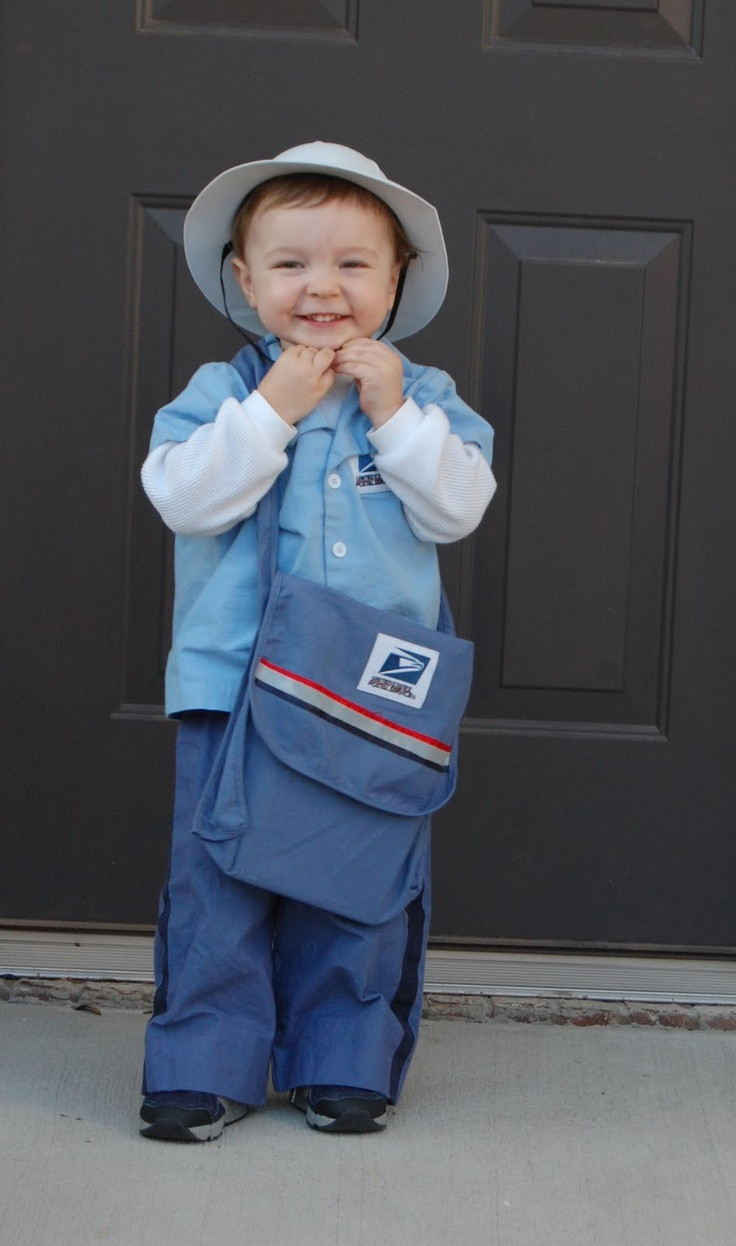 33 Best Images About Mailman Costume Ideas On Pinterest