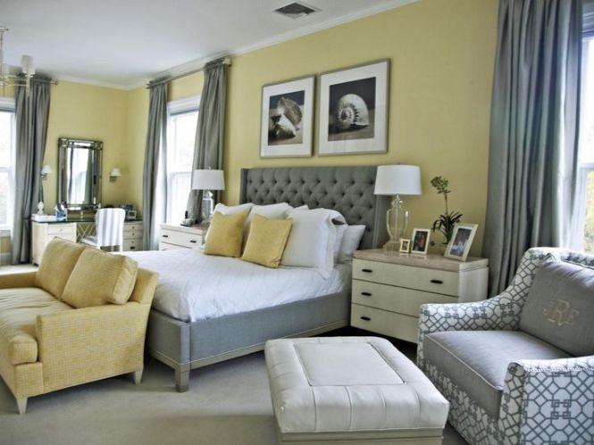 15 Cheery Yellow Bedrooms