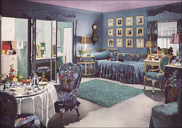 1940s Studio Apartment Tiny Houses Pinterest 1940s