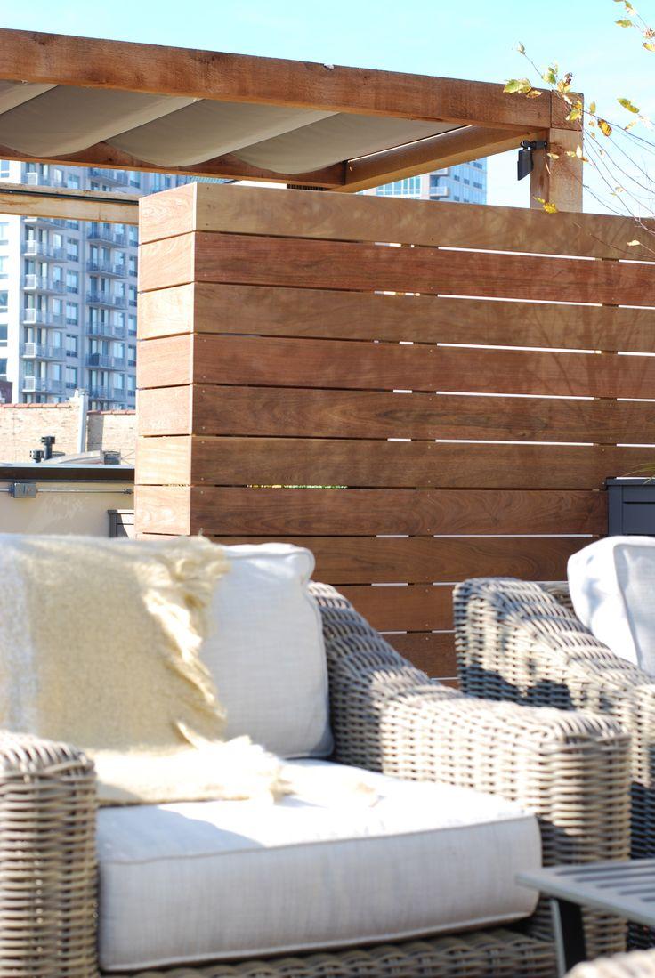 Upper Deck Roof Deck Urban Garden Landscape Design