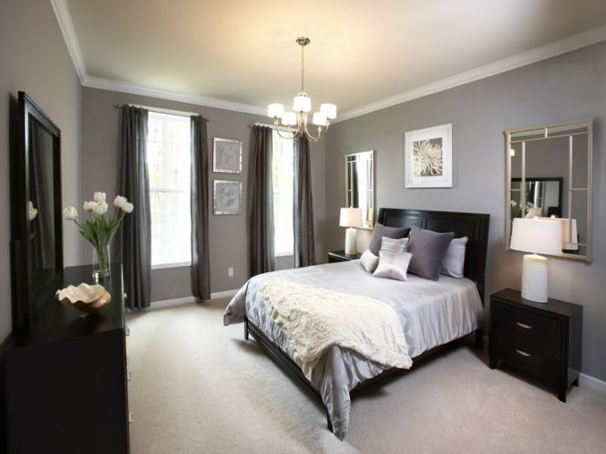 Black Curtains For Bedroom - Bedroom Style Ideas