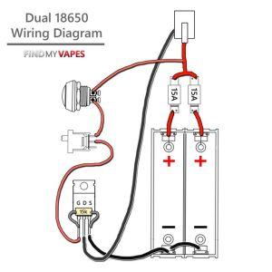 DIY Unregulated Dual 18650 Box Mod Kit | Vape, Search and