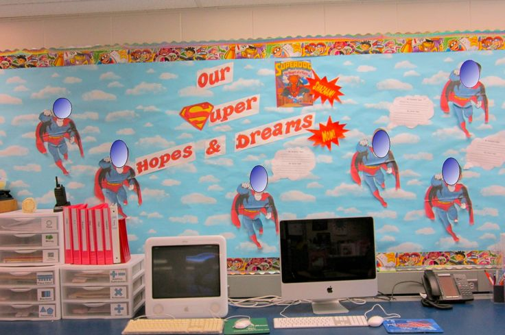 17 Best Images About Classroom Theme Superheroes On