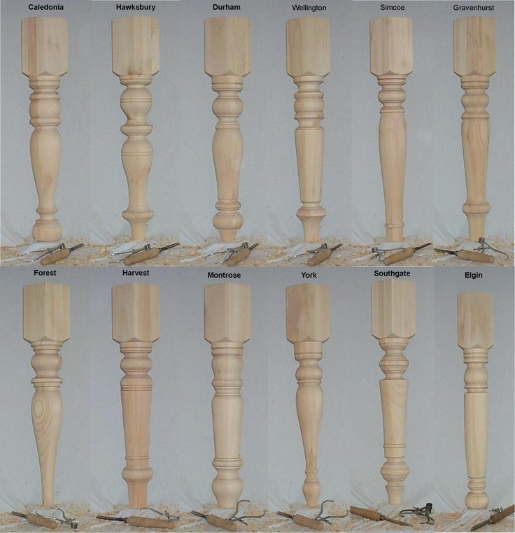 Large Diameter Table Legs 5 9 Top Blocks Prices Range