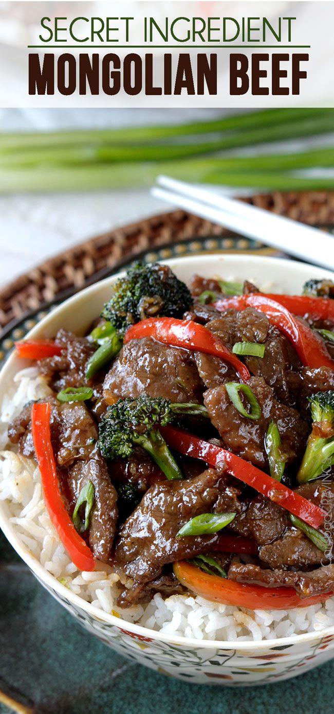 Secret Ingredient Mongolian Beef | www.carlsbadcravi…