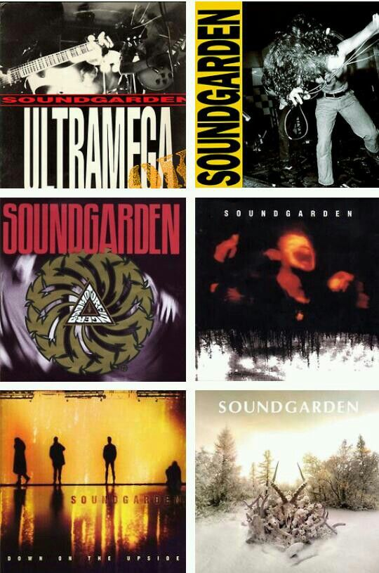 187 best images about Chris Cornell & Soundgarden on ...
