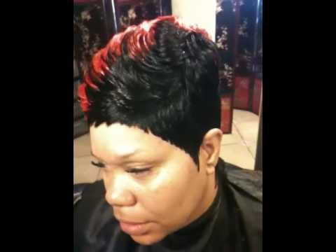 18 best images about quick weave on pinterest black women beautiful hairstyles and black