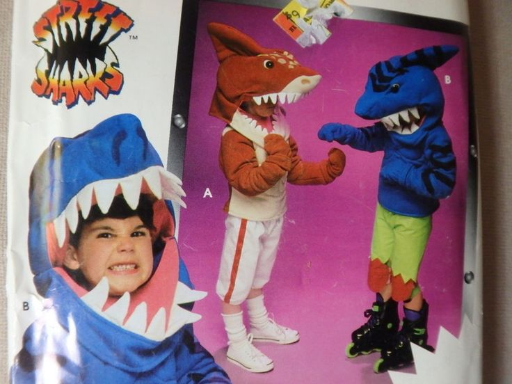 25+ Best Ideas About Shark Halloween Costume On Pinterest