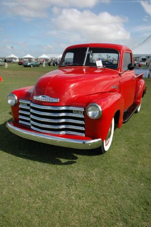 1950 Chevrolet 3100 Pickup Images Photo: 50_Chevy_3100_PU