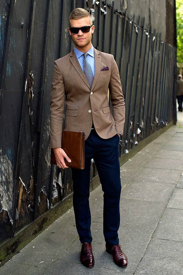 Look professional, but for the love of God unless fashion is your business don't look like some of the examples in a traditional