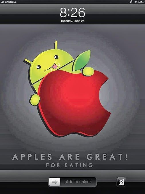 Apples Are Great For Eating | From Funny Technology ...