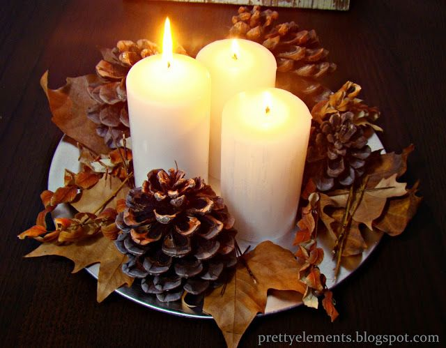 Best 25+ Cheap Fall Decorations Ideas On Pinterest