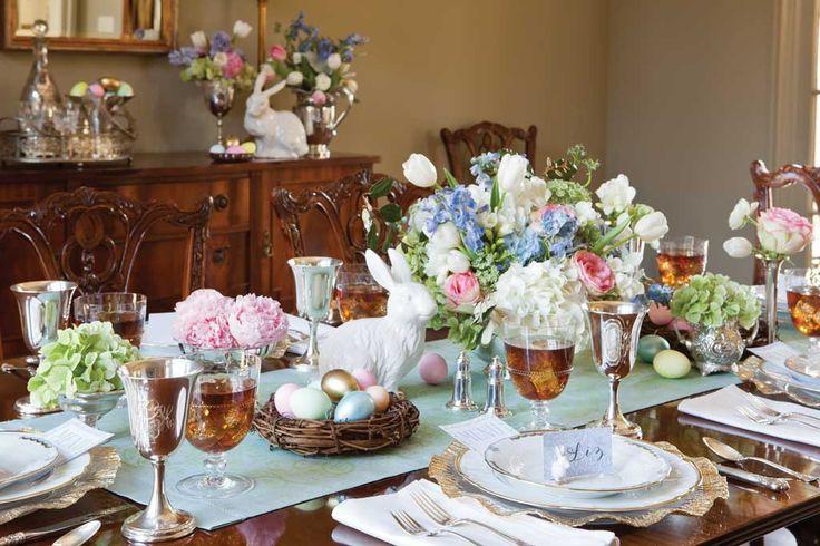 Pillsbury Dough, Easter Table