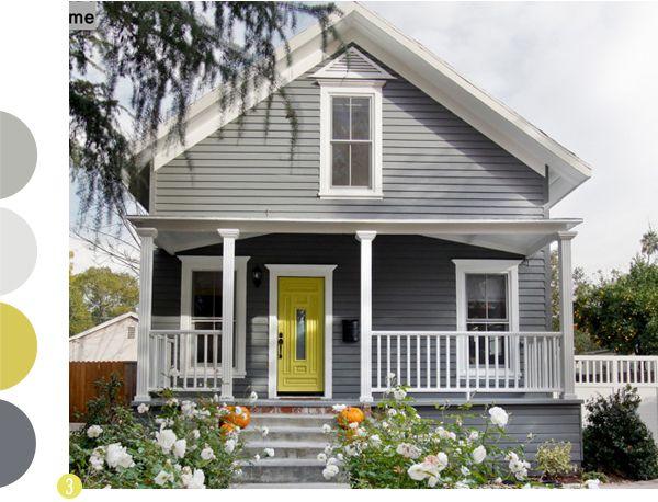Best 25 Exterior Gray Paint Ideas On