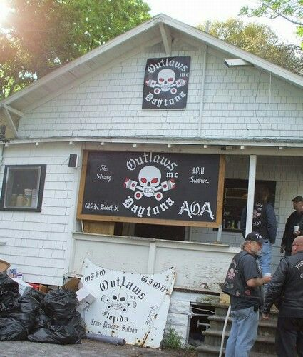 Outlaws Mc Clubhouse Michigan