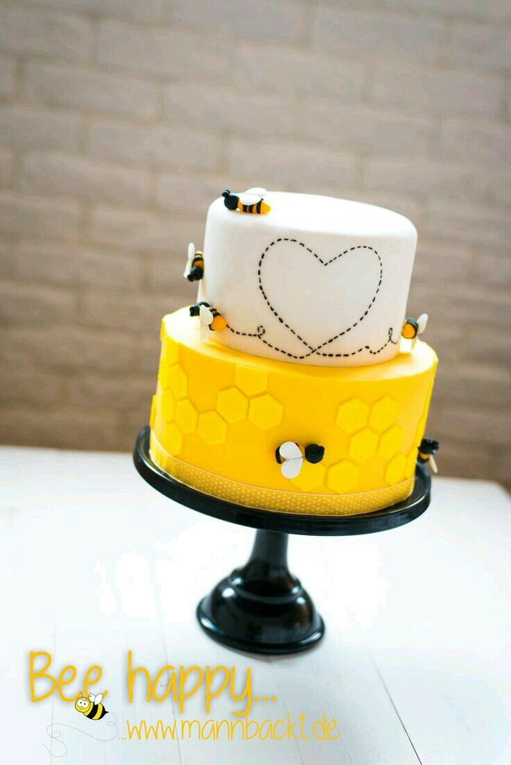 807 Best Images About Bee Cakes On Pinterest Bee Cakes