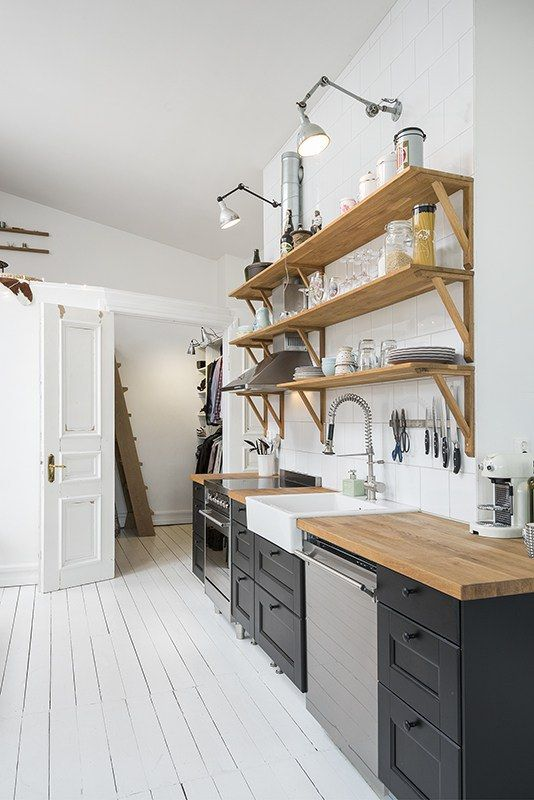 only lower cabinets upper shelving line kitchen farmhouse sink vertical space tiny space on kitchen cabinets vertical lines id=48990
