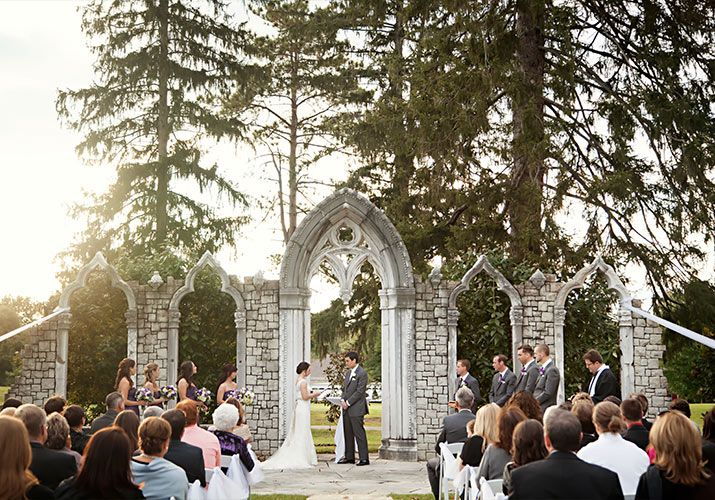 WOW Wedding Alexis And Matthew Hurstbourne Country Club