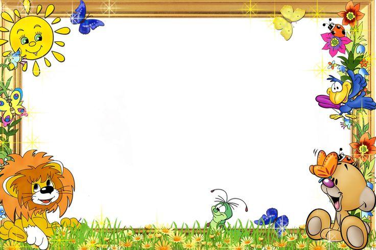 All Disney Cartoons Photo Frame For Kids HD Wallpaper