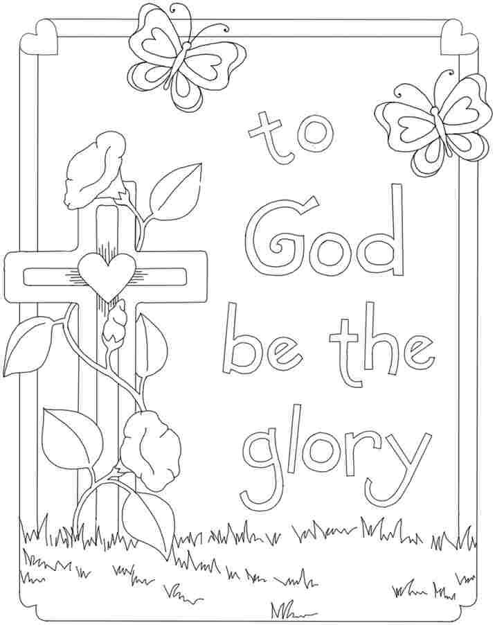 890 best ideas about Verses on Pinterest | Scriptures ... | free printable religious coloring pages for easter