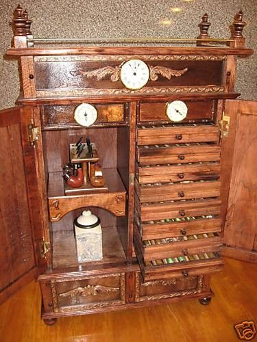 How To Build A Humidor Cabinet WoodWorking Projects Amp Plans