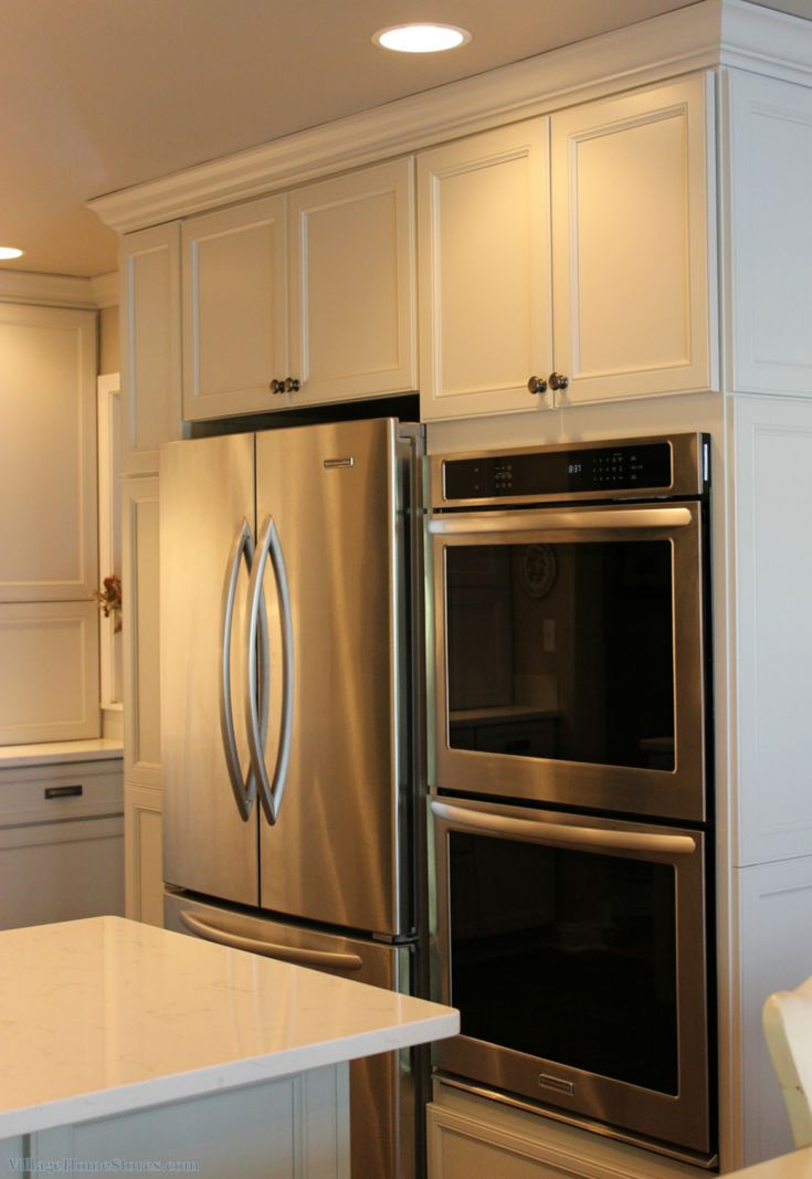 kitchen wall oven refridgerator placement google search on wall ovens id=88357