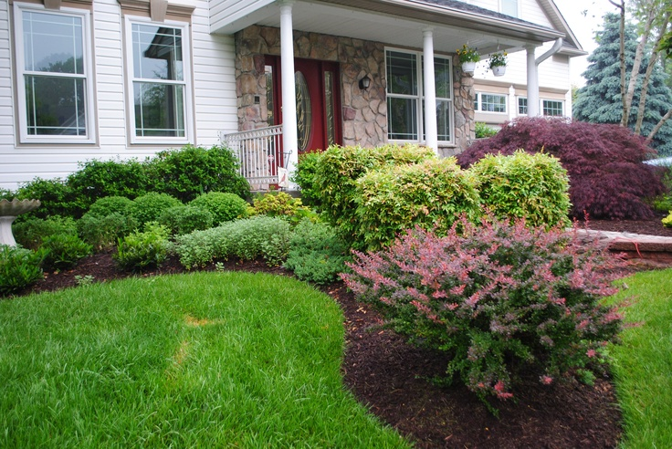 Small Red Rocks Landscaping
