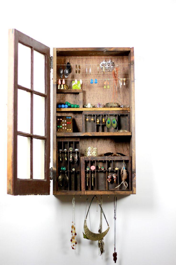 Jewelry Organizer Jewelry Display Jewelry Storage