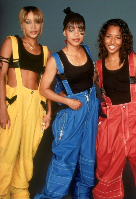 """TLC....for Joelle """"T-Boz"""", Carrie """"Chilli"""" and Cassie ..."""