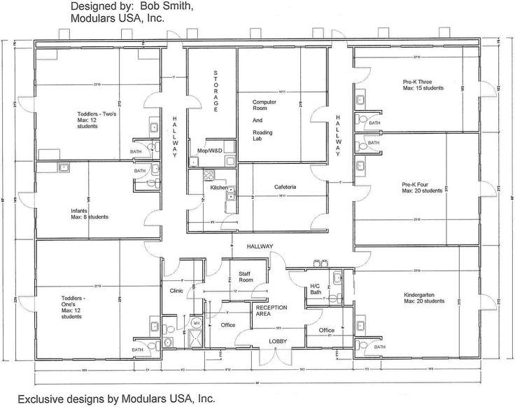 Floor Plan For MindExpander