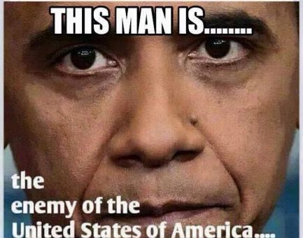 Image result for obama enemy of the US