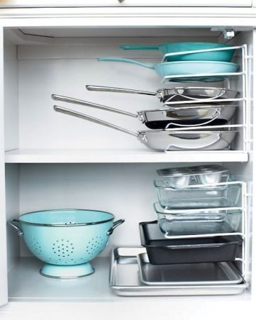 Your matching set of pots and pans will go from this... | 18 Things To Consider Before Moving In With Your Boyfriend
