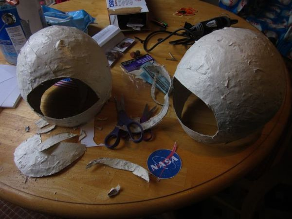 How To Make A Homemade Space Helmet Images & Pictures ...