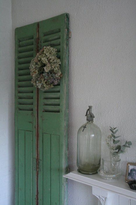 Top 25 Ideas About Green Shutters On Pinterest Sage Bedroom Olive Green Kitchen And Sage Kitchen