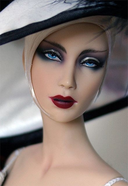 2255 Best Images About Beautiful Fashion Doll On