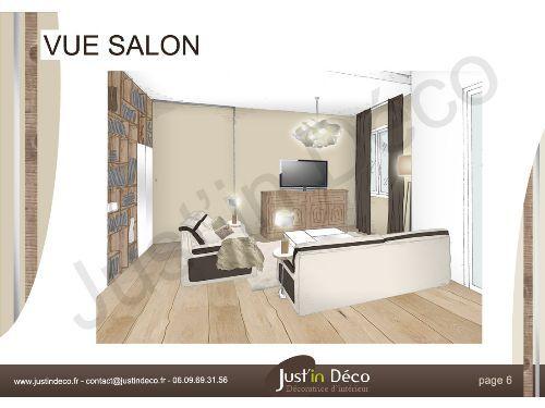 BOOK DECO Salon Et Cuisine Ambiance Nature Pure