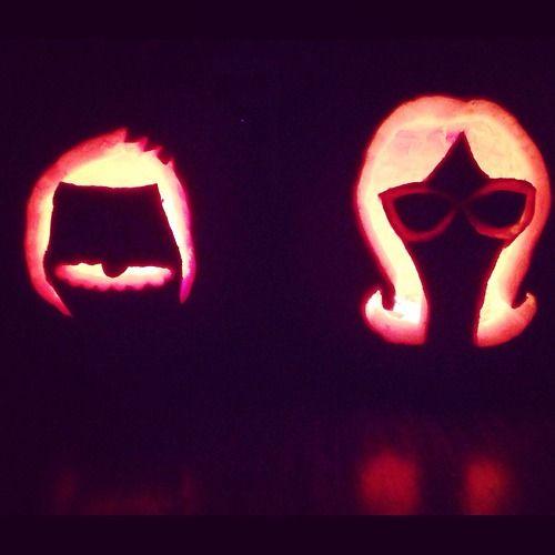 Tina Belcher Pumpkin Stencil