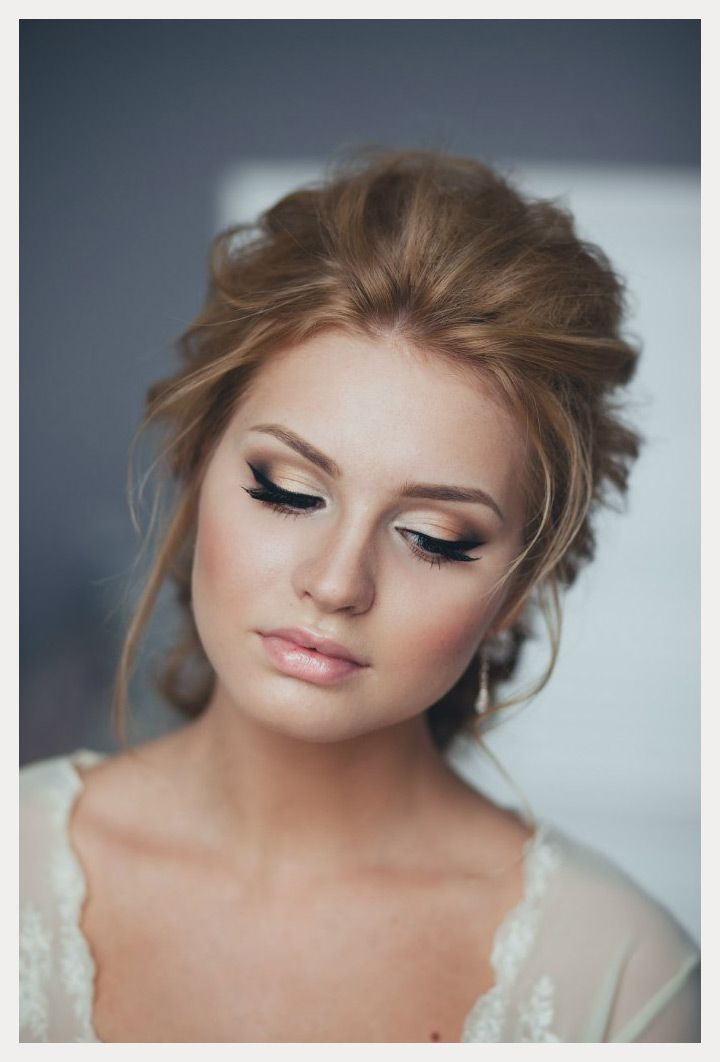 Best 25 Wedding Makeup Ideas On Pinterest Bridesmaid