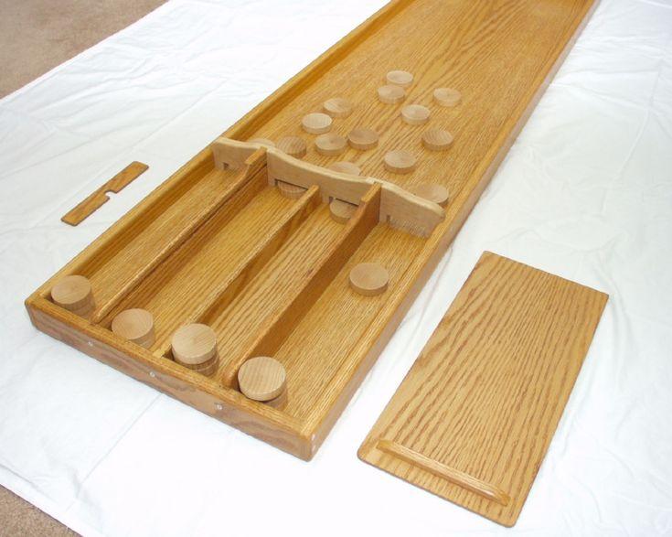 Dutch Shuffleboard Sjoelbak Things For Jon To Make