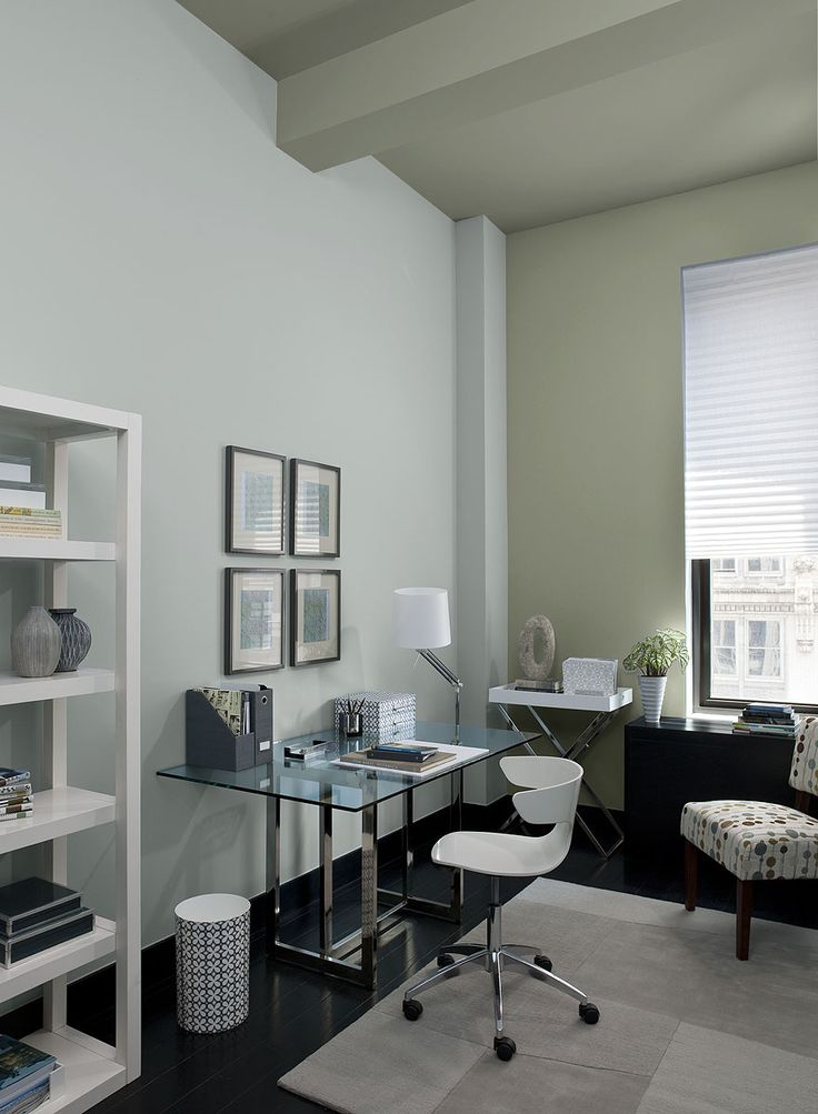 interior paint ideas and inspiration paint colors on home office paint color ideas id=59683