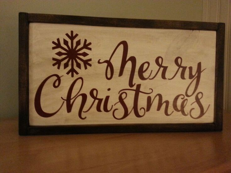 1000+ Ideas About Merry Christmas Signs On Pinterest