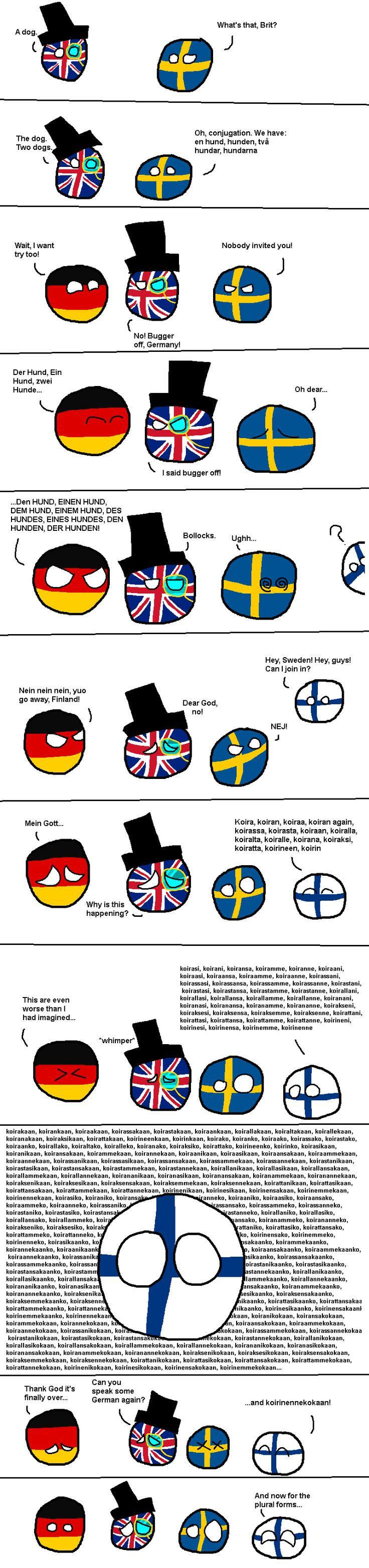 Alles ist relativ… keine Angst vor deutscher Grammatik – es gibt Schlimmeres !