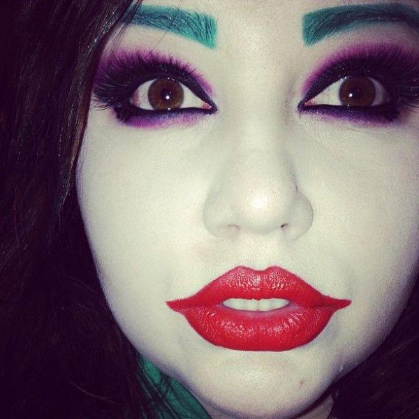 Female joker...just add green hair! | Halloween/Cosplay ...