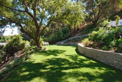 Terraced uphill backyard | Backyard ideas | Pinterest on Uphill Backyard Ideas  id=96204