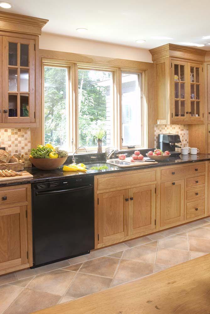 51 best kitchen ideas images on pinterest on kitchen cabinets light wood id=65587