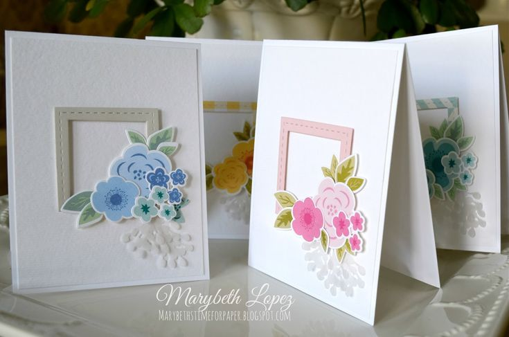 1000 Images About Cards Made With Dies On Pinterest