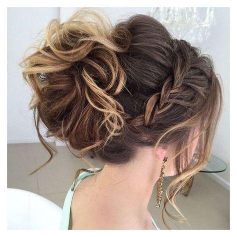 25 best Ball  Hair ideas on Pinterest Messy updo  Formal