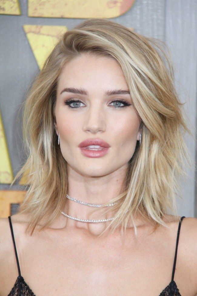 Rosie Huntington-Whiteley hair – These best celebrity hairstyles will have you heading to the salon. From the best bobs and lobs