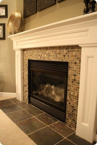 17 Best Images About Fireplace On Pinterest Mantles